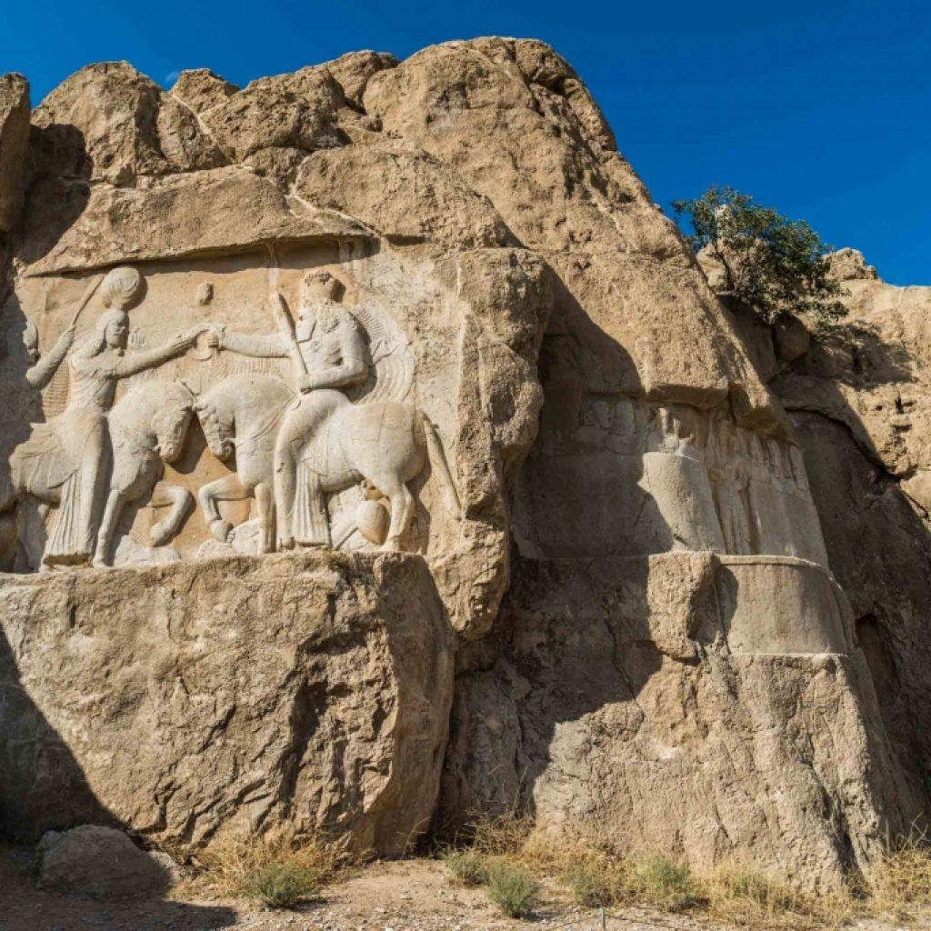 The Sassanid Archaeological Landscape